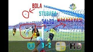 Salto Wow - Full Highlight Persela Lamongan 3 Vs 2 Barito Putera FC 28 July 2017