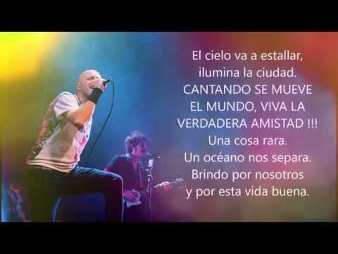 , title : 'Gioia Infinita - Negrita feat. Juanes (TESTO)'