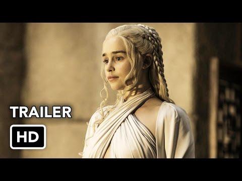 Trailer da 5ª temporada de Game of Thrones, retorna dia 12/04!