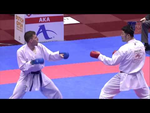 Great Moments Of The Best Karate At Karate 1-Premier League Rotterdam