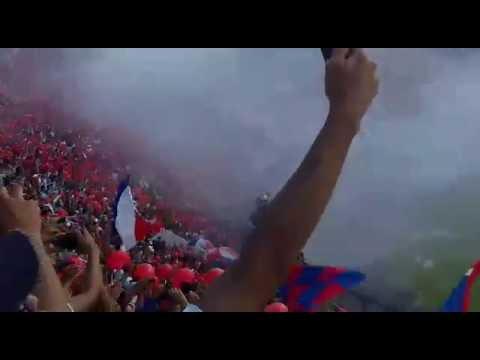 Recibimiento Ultra Fiel - Final clausura 2016 - La Ultra Fiel - Club Deportivo Olimpia