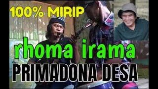 Video dangdut latihan suara mirip hj rhoma irama - primadona desa oleh uci cikarang bekasi jabar MP3, 3GP, MP4, WEBM, AVI, FLV Desember 2017