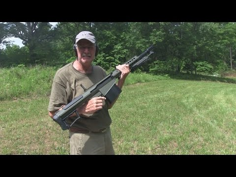 The first Hickok45 video ever with a .50 BMG Barrett