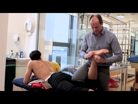 Watch: Inside The Royal Ballet's state-of-the-art Healthcare Suite
