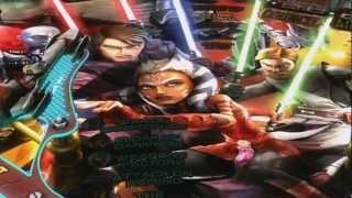 Star Wars™ Pinball 4 The Clone Wars Trailer