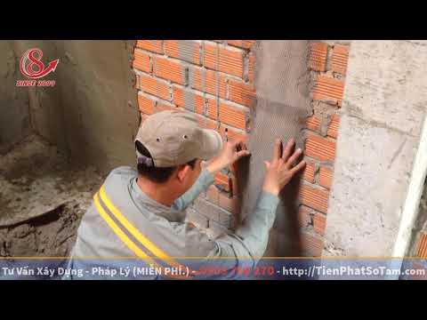 Bí Mật Tại Sao Tường Nứt !!! | Xây Dựng Nhà Phố