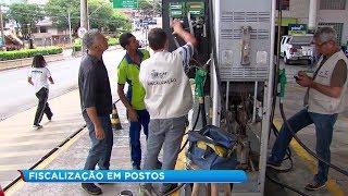 IPEM fiscaliza fraudes e irregularidades em bombas de combustíveis na região