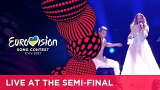 Tijana Bogićević represented Serbia at the second Semi-Final of the 2017 Eurovision Song Contest in Kyiv with the song In Too...