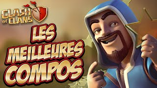 Video LES MEILLEURES COMPOS D'ATTAQUE GDC | Clash Of Clans Français HDV 9 MP3, 3GP, MP4, WEBM, AVI, FLV Oktober 2017