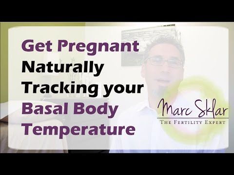 How to Get Pregnant Naturally Tracking your Basal Body Temperature