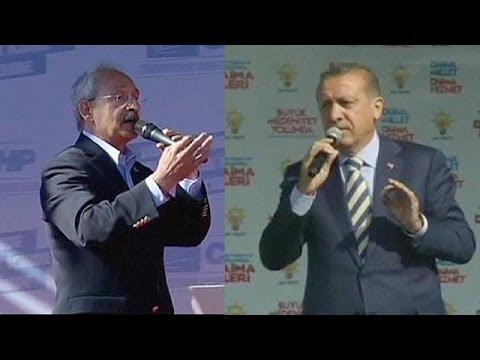 Turquie : climat politique très tendu et extinction de voix pour Erdogan