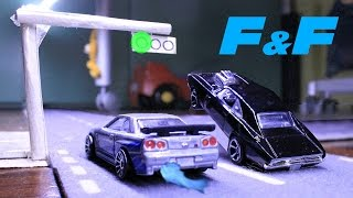 Nonton Brian vs Dom - Fast and Furious Stop Motion Minimovie Film Subtitle Indonesia Streaming Movie Download