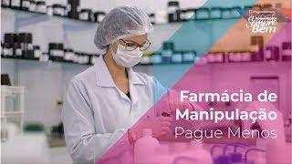 Pague Menos e Você - Farmácia de Manipulação Pague Menos