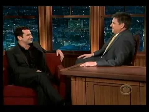 Matthew Rhys - The Late Late Show 22 Jan 2009