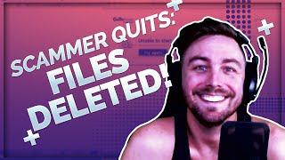 Video 120,000 FILES GONE! APPLE SCAMMER QUITS MP3, 3GP, MP4, WEBM, AVI, FLV Agustus 2019