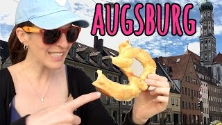 Augsburg Germany  city photo : Day Trip to Augsburg, Germany