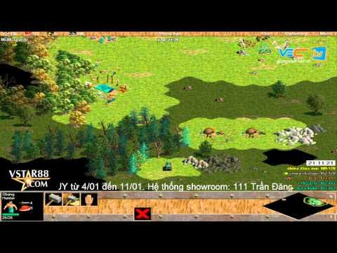 2vs2 Shang | Bibi, Yugi vs Sơ Luyến, Tiểu Mã (14-6-2015) BLV Tuân Tiền Hải