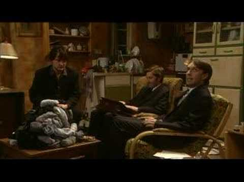 Black Books - Bernard Avoids Doing His Tax Return