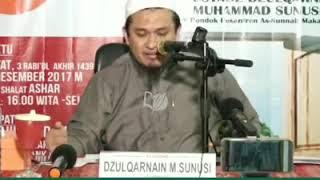 Video Syubhat tentang turunnya ALLAH ﷻ   ke dunia || Ustadz Dzulqarnain M.Sunusi  حَفِظَهُ اللهُ MP3, 3GP, MP4, WEBM, AVI, FLV Mei 2019