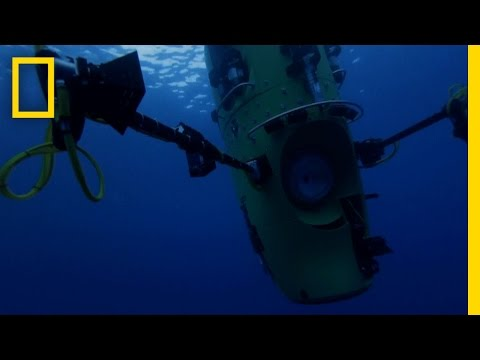 0 Rolex Deepsea Challenge Dive Watch   Gone Where No Watch Has Gone Before