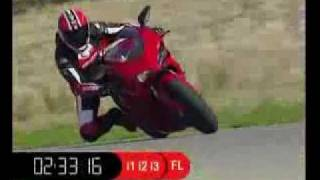 7. Superbike Ducati 1098 Commercial