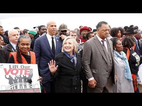 USA: Clinton und Bloomberg treten nicht zur Präsidentsc ...