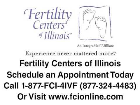 When to get pregnant?, Fertility Center of Illinois