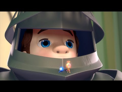 Фіксики - Обладунки / мультфільми українською мовою