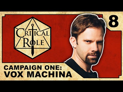 Glass and Bone | Critical Role: VOX MACHINA | Episode 8