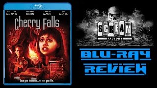 CHERRY FALLS (2000) - Scream Factory Blu-ray Review