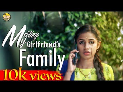 Meeting my girlfriend's family | Random video | Nikkal Kundhal | #1