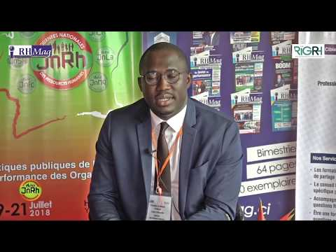 JNRH 2018 - Interview de M. Diarra Hamed Fama DRH de Movis International