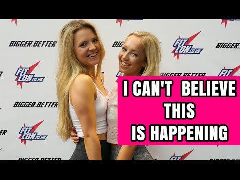I Just Can't Believe It | Fit Con UK 2017 (видео)