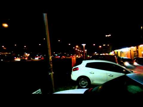 Nokia Lumia 920 - przykładowe nagranie wiedo w nocy