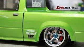 Toyota Hilux - RC OMG - RC Drift Practice! - MST MS-01 - DriftMission.com