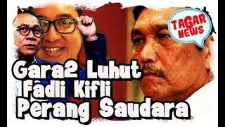 Video Menteri Luhut Sukses Bikin Prangg Saudara Fadli Zon VS Zulkifli Hasan! MP3, 3GP, MP4, WEBM, AVI, FLV Oktober 2018