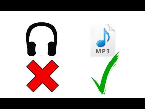 Farklı Bir Ses Kaydını Mp3 Yapma (Programsız)