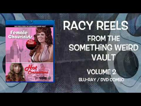 Racy Reel From The Something Weird Vault - Vol 2 Promo