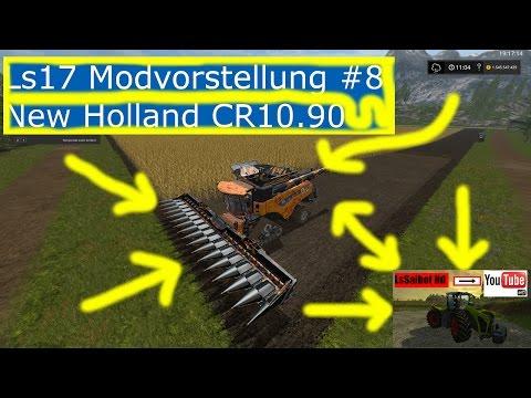 New Holland CR1090 v2.0