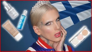 Video FULL FACE USING ONLY FOREIGN MAKEUP | Jeffree Star MP3, 3GP, MP4, WEBM, AVI, FLV Januari 2018