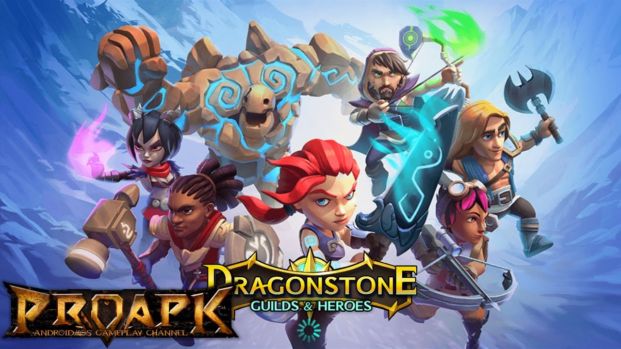 Dragonstone: Guilds & Heroes