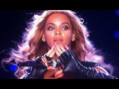 Destiny's Child Reunite at Super Bowl XLVII Half Time Show