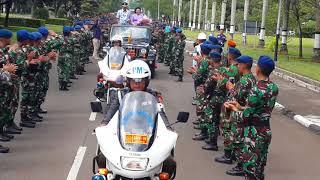 Video Menyambut Panglima TNI Marsekal TNI Hadi Tjahjanto,S.I.P MP3, 3GP, MP4, WEBM, AVI, FLV Januari 2018