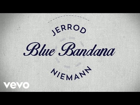 Blue Bandana Lyric Video