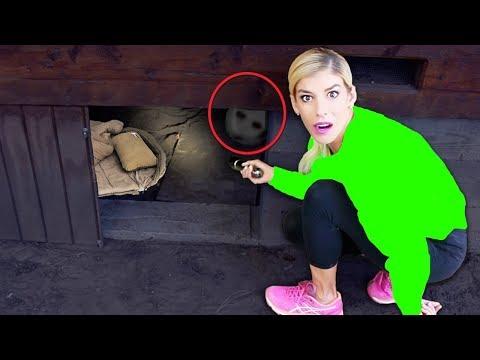 We Found GAME MASTER Living Under Our HOUSE in Top Secret Hidden Underground Tunnel to Spy!