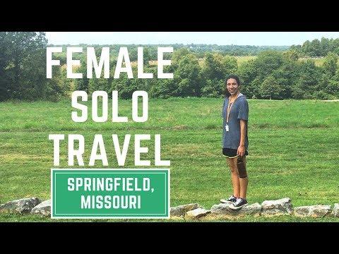 2 days in Springfield, Missouri
