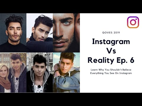 Can You Photoshop Your Way Into Modelling? | Instagram Vs Reality Ep. 6