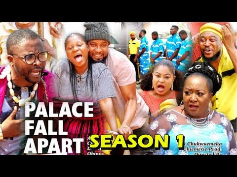 PALACE FALL APART SEASON 1 - (New Movie) 2020 Latest Nigerian Nollywood Movie Full HD