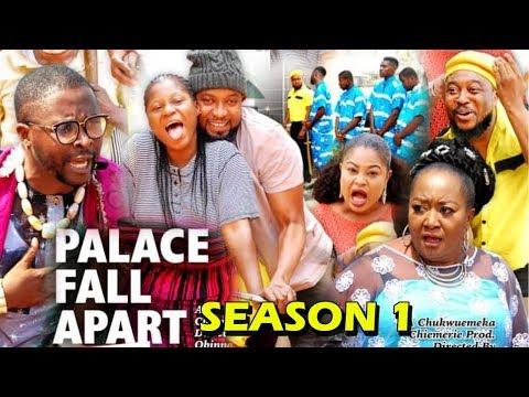 PALACE FALL APART SEASON 1 - (New Movie) 2020 Latest Nigerian Nollywood Movie Full HD