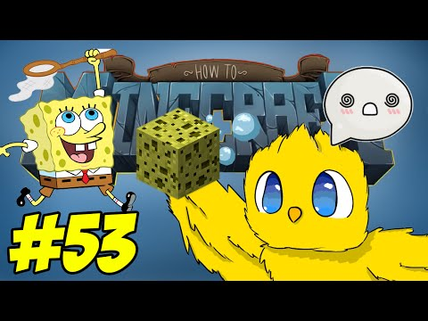 Minecraft: How To Minecraft Ep. 53 Laid Back Draining of Water
